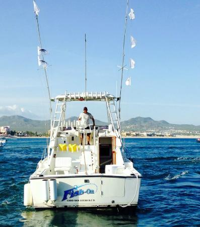 Fish on private charters cabo san lucas mexico top for San diego private fishing charters