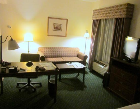 Hampton Inn & Suites Lady Lake/The Villages: Part of our Mini Suite