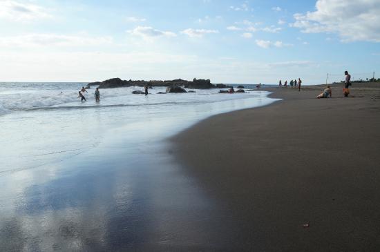 Hotel Suyapa Beach: Beach