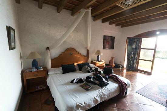 Hotel Posada de Don Rodrigo Panajachel: Bedroom