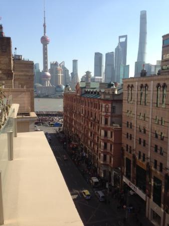 Jinjiang Metropolo Hotel Classiq Shanghai Off Bund
