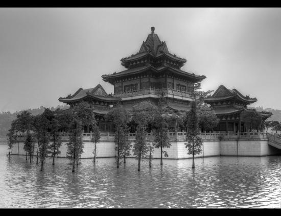 Mt. Shunfeng Park: Temple