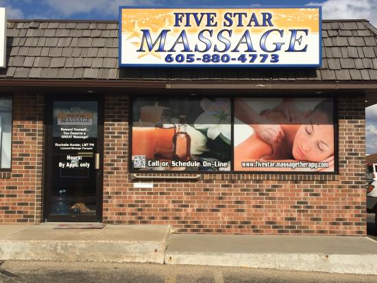 ‪Five Star Massage by Rochelle‬