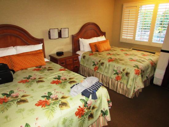 Hotel room picture of candy cane inn anaheim tripadvisor