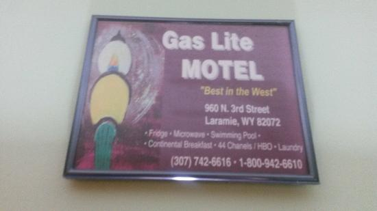 Gas Lite Motel: Room 37