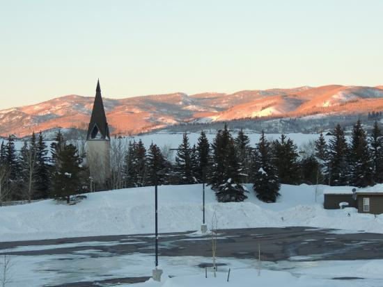 The Village at Steamboat Springs: great views at this hotel!