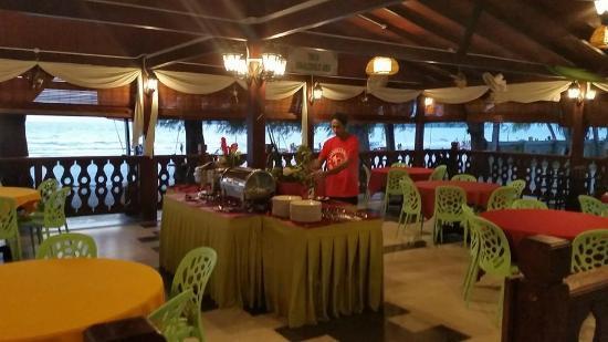 Delta Motel & Restaurant : Dining