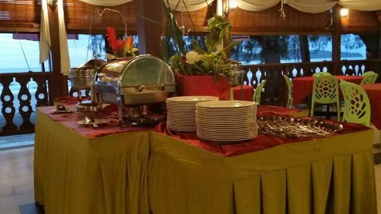 Delta Motel & Restaurant: Delta Restaurant