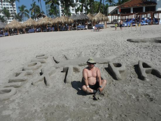 Inter-Continental Presidente Ixtapa : Su servidor, socio inconforme