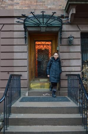 Harlem Renaissance House B&B : ricks home