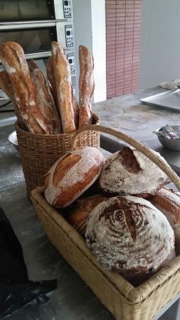 Holey Artisan Bakery: Holey Breads