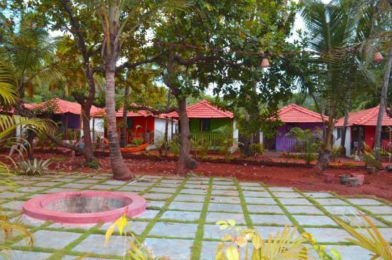 Sampoorna Yoga Beach Village
