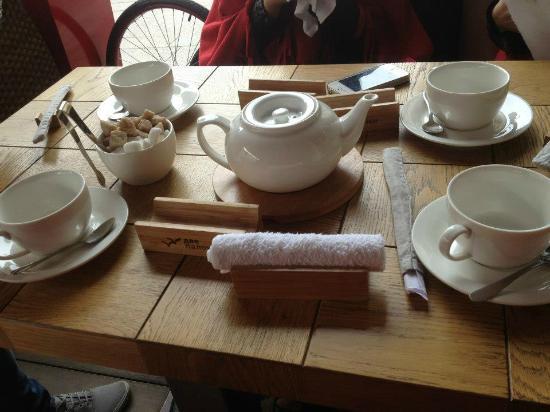 Dve Palochki: Green tea