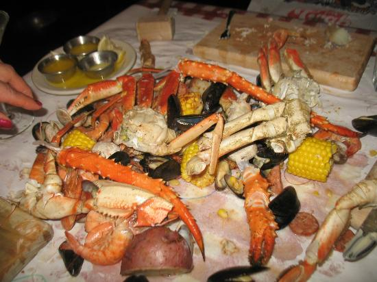 The Crab Pot Seafood Restaurant Alaskan