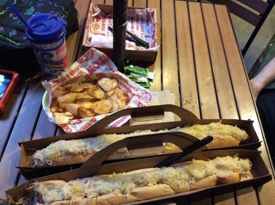 Hot Dog Hall Of Fame Orlando Restaurant Reviews Phone