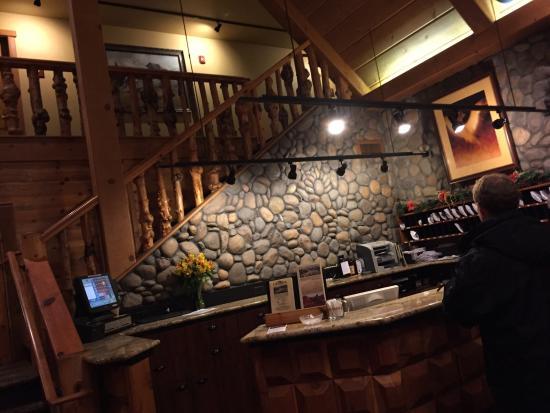 Callahan's Mountain Lodge Restaurant: Lobby