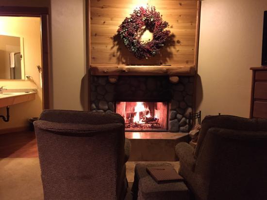 Callahan's Mountain Lodge Restaurant: Our room