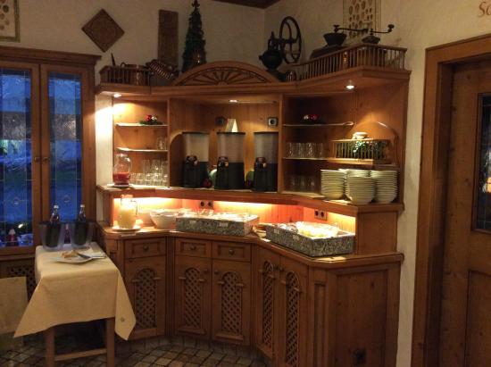 Hotel Coellner Hof: breakfast room