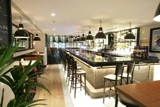Lucien Belgian Cafe
