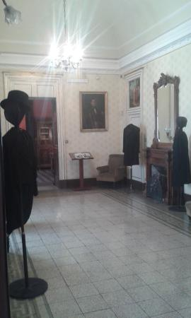 Casa Museo Giovanni Verga : stanza da letto