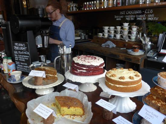 Cake Shop Leeds Centre