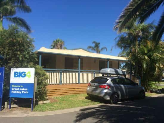 "BIG4 Great Lakes at Forster Tuncurry: ""The Villa"""