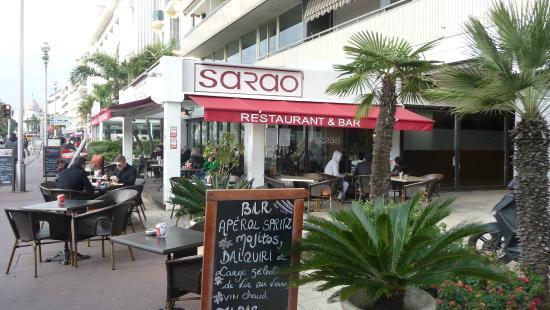 Sarao Restaurant & Bar : esterno
