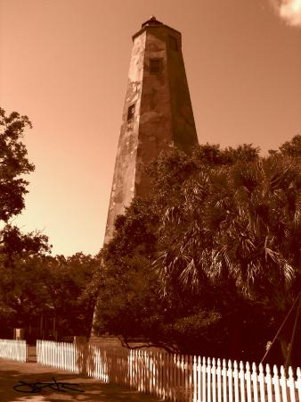 Bald Head Island, NC: Old Baldy Lighthouse
