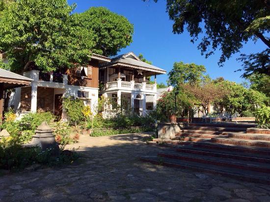 Rustic Ilocano Hotel - Review of Sitio Remedios Heritage Village