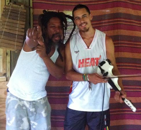 Rastafari Indigenous Village: Music allies.