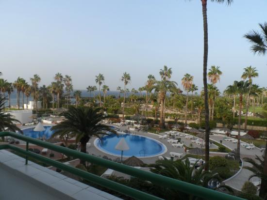 HOVIMA Altamira : balcony view