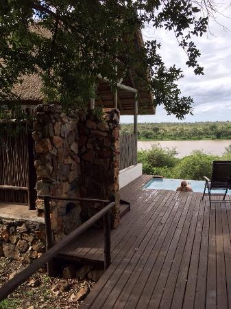 Buhala Lodge: Elephant unit