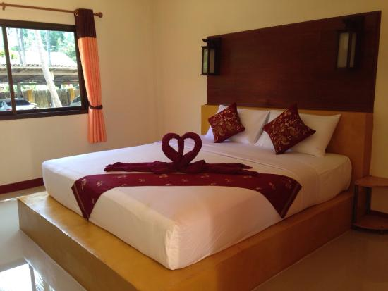 Lanta Pearl Beach Resort: Comfortable :-)