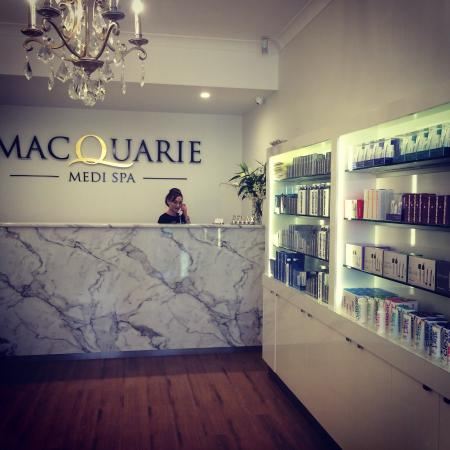 ‪Macquarie Skin & Day Spa‬