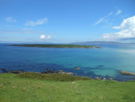 Narin-Portnoo, Irland: Iniskeel Island tra Narin e Portno