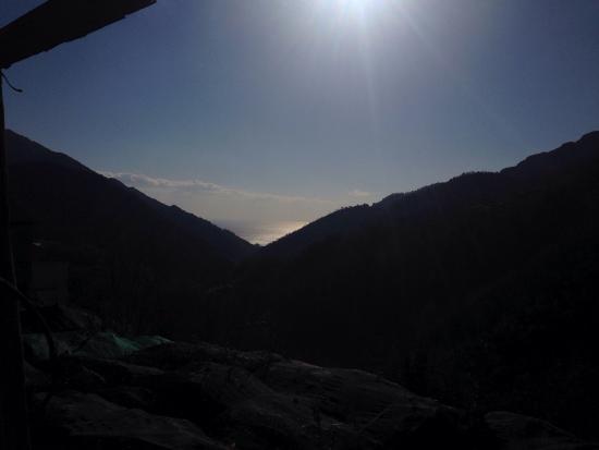 Casale Miramonti : La vista