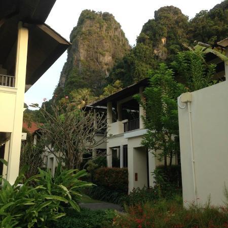 Bhu Nga Thani Resort and Spa : 敷地内