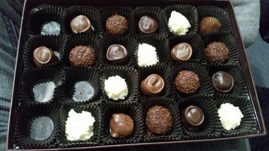 Makana Confections: chocolate i purchased