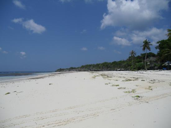 Mangga Lodge: Strand