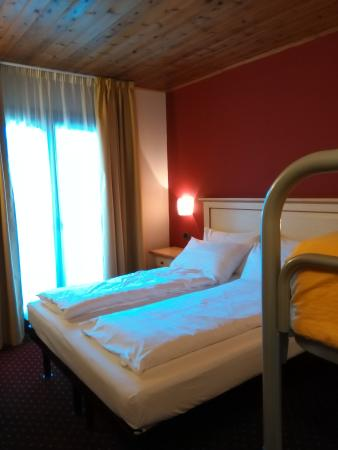 Hotel Bellavista: camera stella alpina