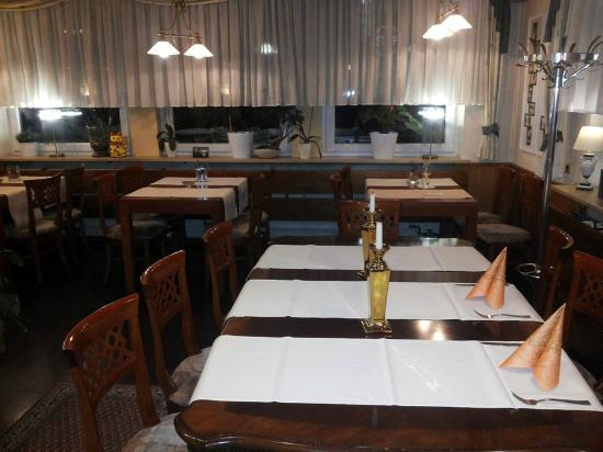 Hotel-Restaurant Barbarossahof: Restaurant