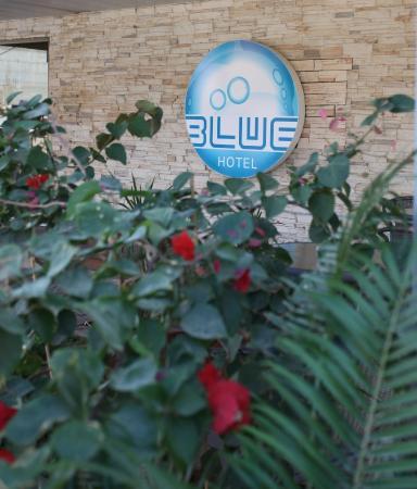 Blue Hotel : logo