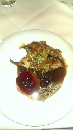 Hotel & Restaurant Christkindlwirt : Abendessen