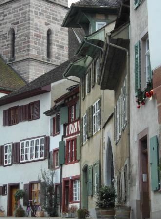 Hotel Rochat : il bel quartiere in cui si trova l'hotel