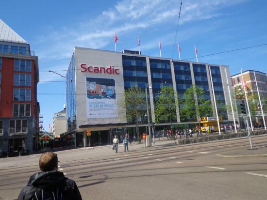scandic hotel göteborg