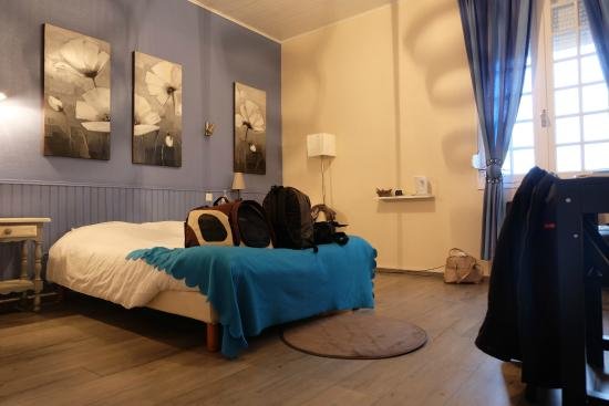 Hotel Bellevue: Chambre supérieure n°34