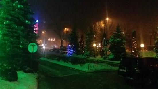Best Eastern Astana International Hotel: Entrance Area