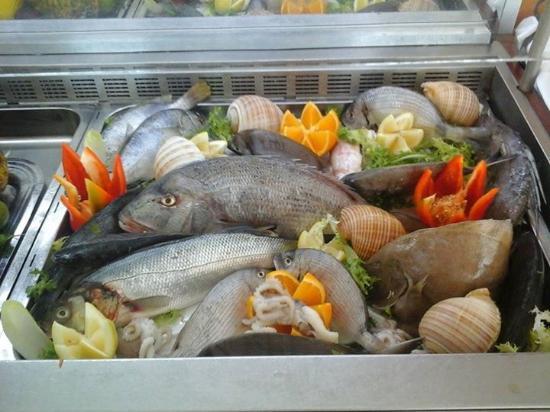 La perla del golfo manfredonia ristorante recensioni numero di telefono foto tripadvisor - Il mare in tavola ...