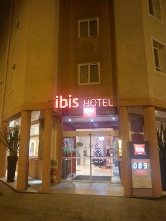 Ibis Nice Palais des Congres: esterno