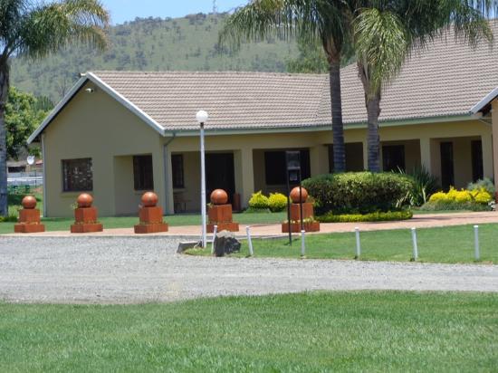 Stop 'n Stay Lodge: Konferensiesaal